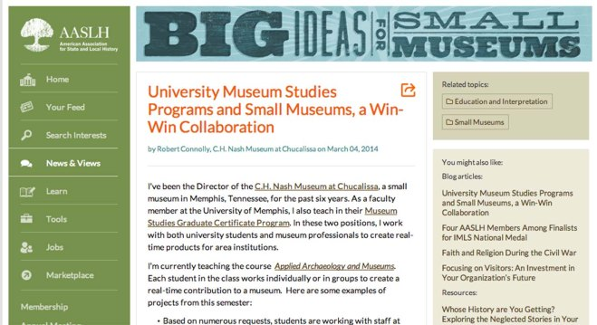 small museums